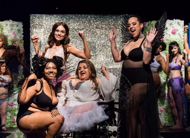 Organizan pasarela 'anti Victoria's Secret', buscan romper estereotipos de belleza