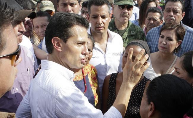 'Año nuevo comienza en enero o en febrero', dice Peña Nieto (Video)