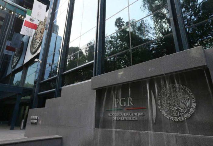 PGR investiga más de 2 mil casos de corrupción interna pero sólo logra castigo para uno