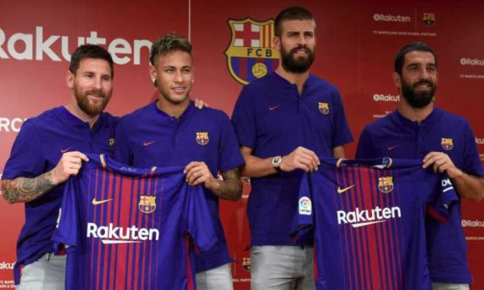 El Barca y Piqué condenan encarcelamiento de funcionarios de Cataluña