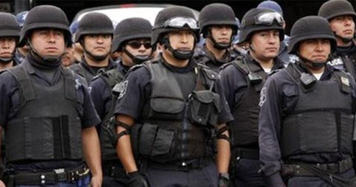 Reubican a 150 policías 'obesos y estresados' de Hidalgo