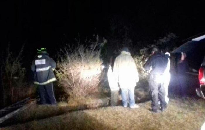 Abandonan los cuerpos de 3 personas en un pozo en Puebla