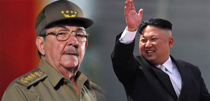 Corea del Norte envió 'mensaje verbal' de Kim Jong-un a Raúl Castro