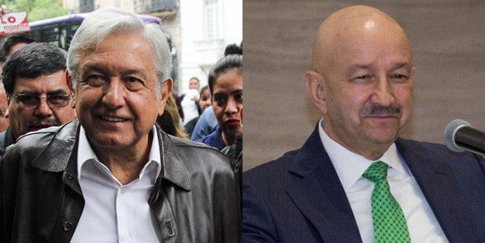 Salinas reaparece en la antesala del 2018 y llama 'El Inombrable' a AMLO