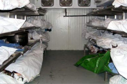 Por saturación de cadáveres suspenden labores en Fiscalía de Guerrero