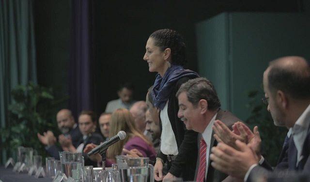 Sheinbaum anuncia plan de 120 millones para reconstrucción y damnificados en Tlalpan