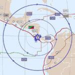 Registran sismo magnitud 6.5 en Costa Rica
