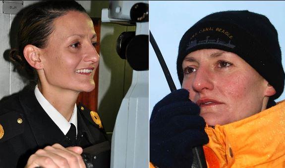 Primera mujer submarina de Argentina está perdida en el ARA San Juan