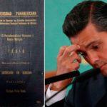 Magistrado que asesoró tesis de Peña Nieto quiere ser fiscal electoral