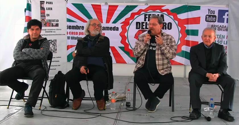 Paco Ignacio Taibo II millennials, brigada leer en libertad