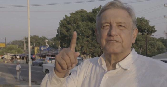 AMLO muestra adelanto de 'Esto Soy' sobre la Seguridad Nacional (Video)
