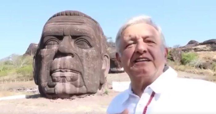 Me inspiro en tres grandes presidentes; Benito Juárez, Madero y Lázaro Cárdenas:AMLO