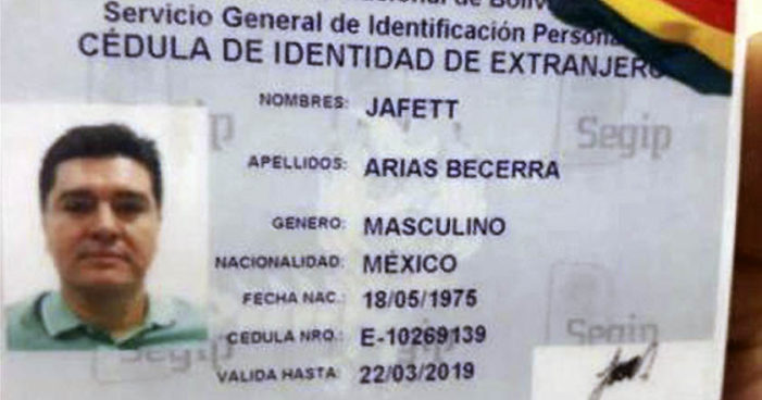 Capturan en Brasil a un presunto líder del Cártel de Jalisco