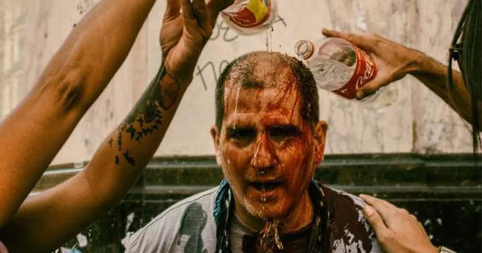 Continúa represión policíaca en Argentina en protestas contra reforma jubilatoria