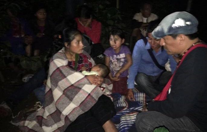 Indígenas desplazados continúan muriendo por hambre y frío en Chiapas