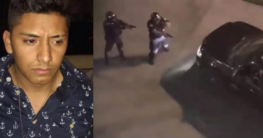 Cae hijo de alcalde mexiquense por disparar a un joven