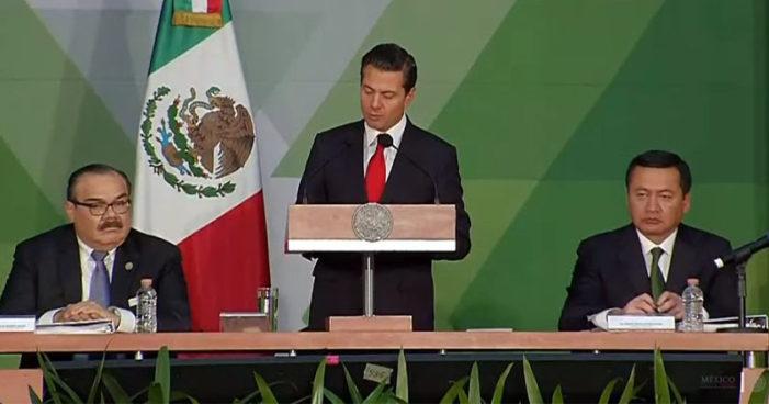 EPN promulgará Ley de Seguridad Interior entre desaprobación nacional e internacional