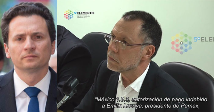 Empresas de Lozoya recibieron sobornos millonarios de Odebrecht, revela vicepresidente Mameri