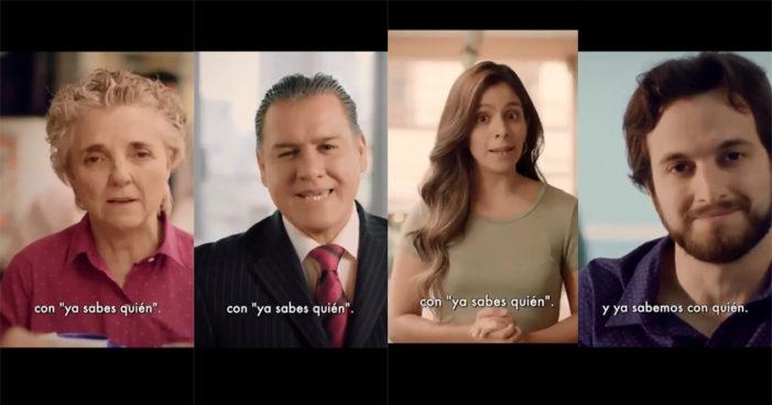'Estaremos mejor con ya sabes quién', Morena lanza spot sin AMLO por prohibición del INE