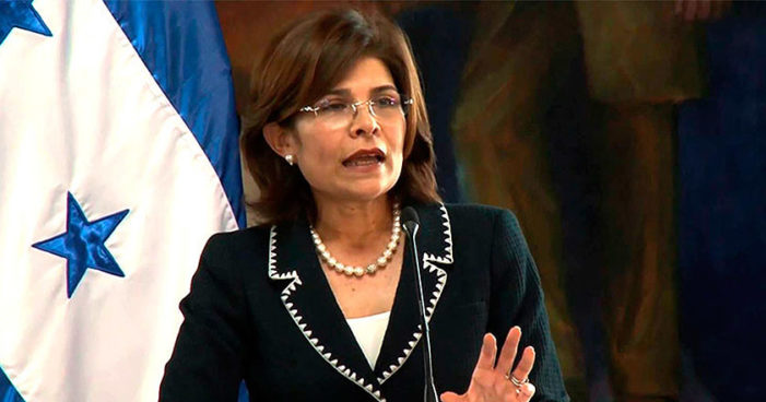 Fallece hermana del presidente de Honduras en accidente de helicóptero