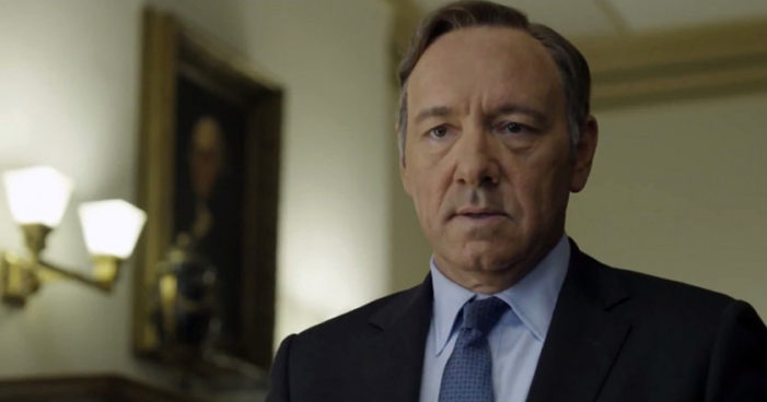 Habrá sexta temporada de House of Cards, pero sin Kevin Spacey