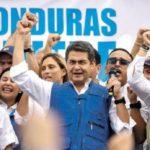 Dan mayoría a presidente de Honduras pese a irregularidades; piden anulación en las calles