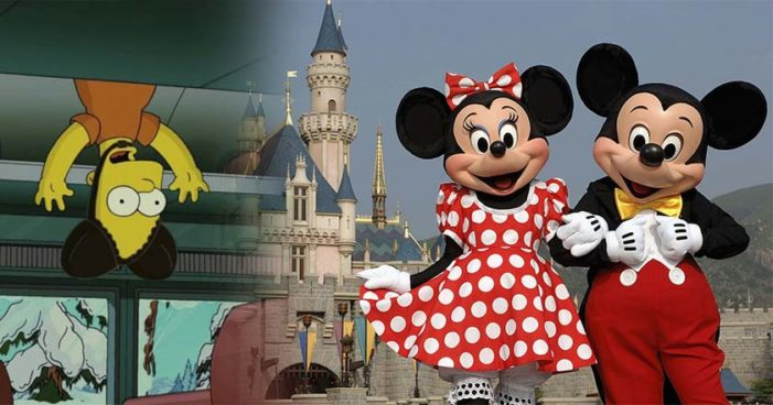 Los Simpson ya son propiedad de Disney; compró 21st Century Fox