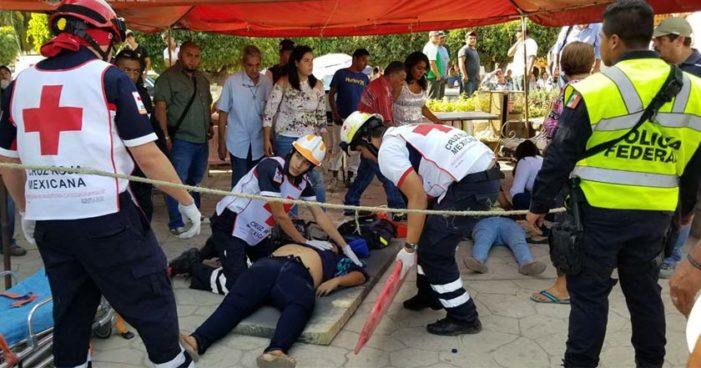 Morelos: Sujetos disparan contra empleadas del Fonden en Jojutla, fallece una