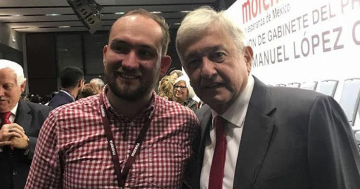 'No cederemos ante el conservadurismo': AMLO a secretario de Diversidad en Morena