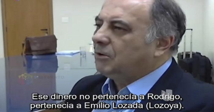 Nuevo video incrimina a Lozoya: cuentas con dinero de Odebrecht son suyas