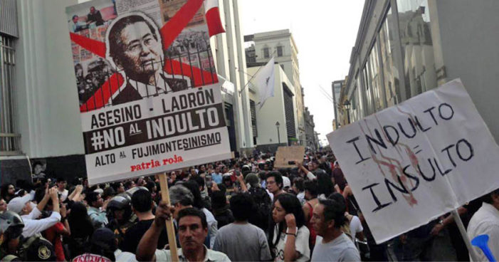 Fujimori volverá al juzgado por la matanza de seis personas en 1992
