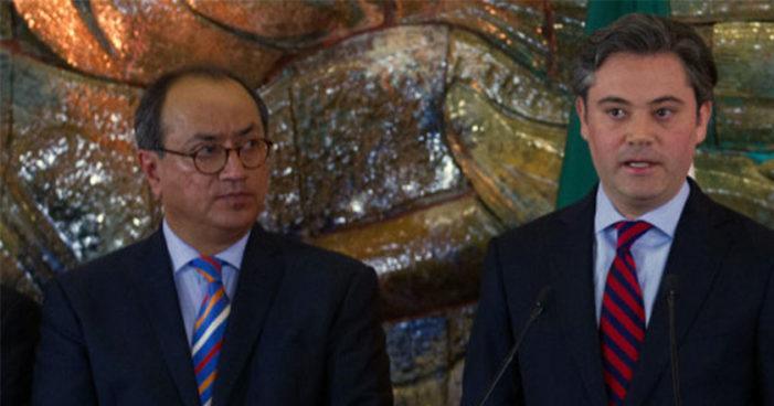 Renuncia Aurelio Nuño a la SEP, entra el salinista Otto Granados