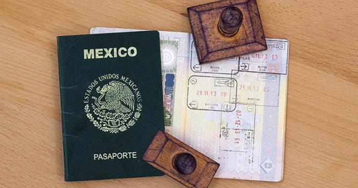 Subirá el costo del Pasaporte el próximo enero