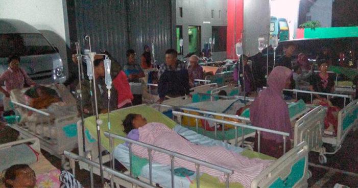 Terremoto en Indonesia deja 3 muertos y daños materiales