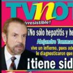Lanzan petición contra TvNotas por promover discriminación contra Alejandro Tomassi
