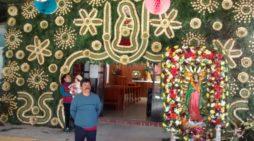 La Guadalupe convoca, reúne y hermana a vecinos