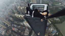 Escalador de rascacielos graba su propia muerte (VIDEO)