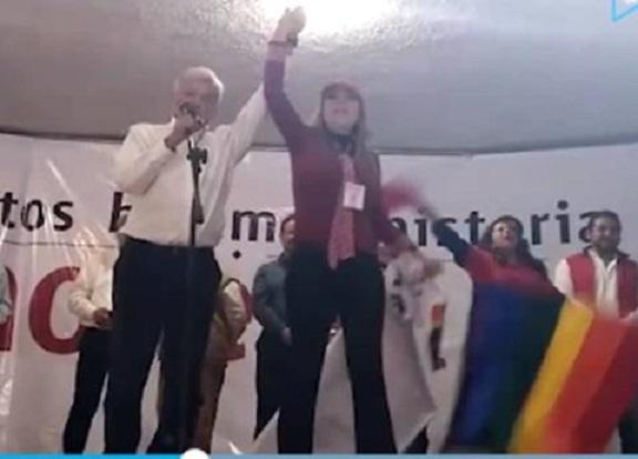 AMLO reitera su compromiso con la diversidad sexual: 'cero discriminación'