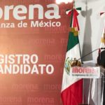 AMLO se registra como Precandidato a la Presidencia de la República