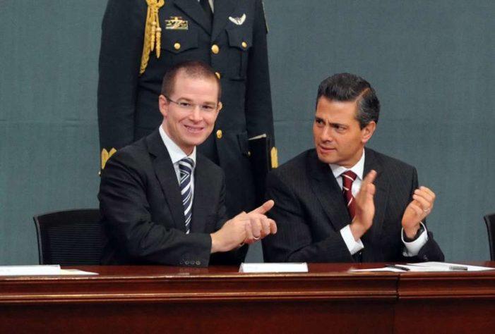 Se impone Anaya en el Frente, renuncia al PAN y va por candidatura presidencial