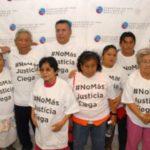 Ancianos de Quintana Roo reclaman justicia por negligencia que los dejó ciegos