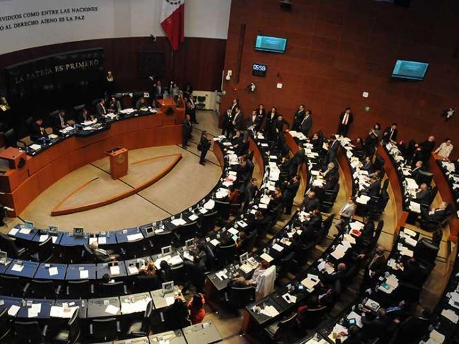 Sin dar importancia a las voces en contra, el Senado aprueba la Ley de Seguridad Interior