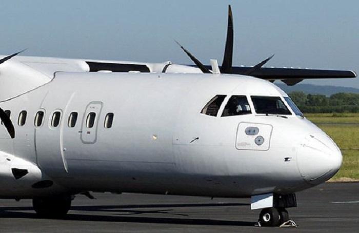 Un avión con 25 personas se estrelló en Canadá