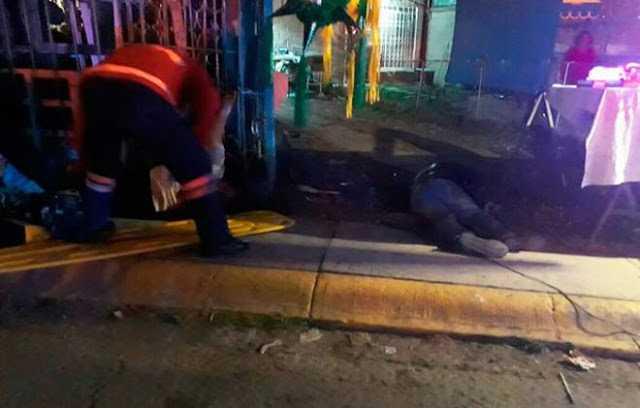 Edomex: Disparan en bazar navideño y dejan cinco muertos