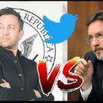 Chumel Torres desata en Twitter campaña de odio contra John Ackerman