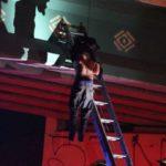 Dejan cuerpo de un hombre colgado sobre puente de Ciudad Juárez