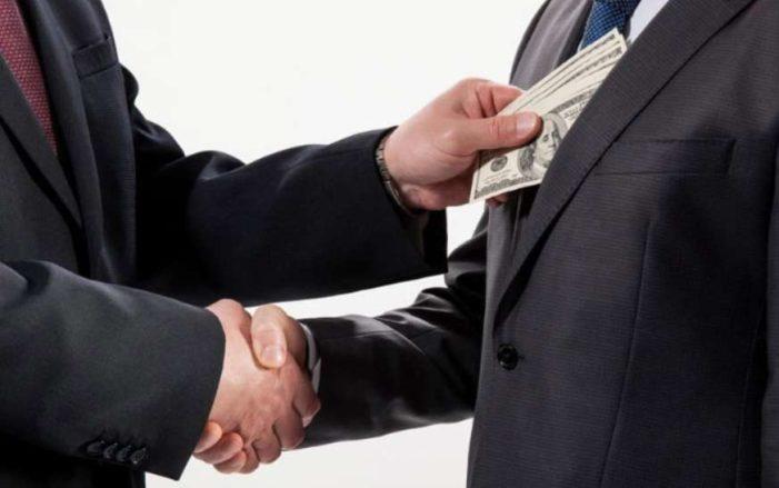 Cada año se pierden 2.6 billones de dólares en el mundo a causa de la corrupción