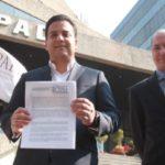 PAN demandó a Meade por desvíos de Hacienda