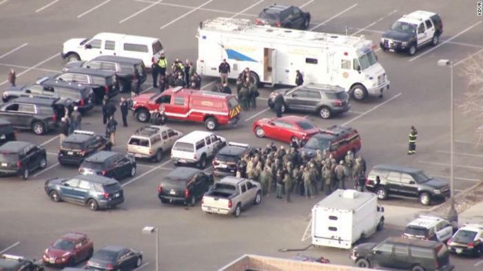 Tiroteo en Denver deja un agente muerto y seis heridos