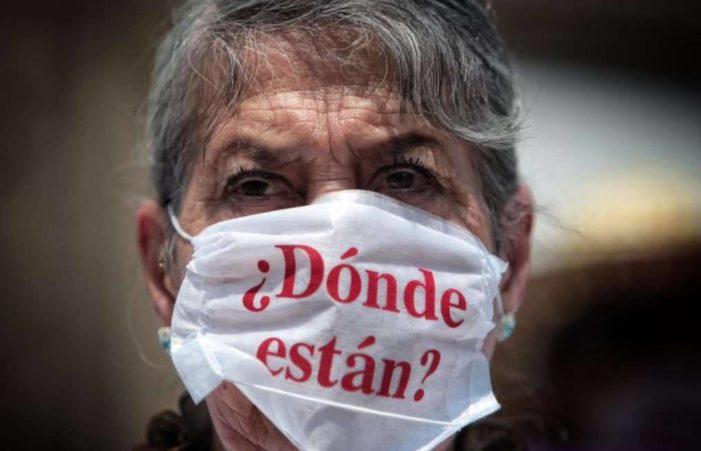 Desaparecieron 263 mujeres en Veracruz en los últimos 11 meses